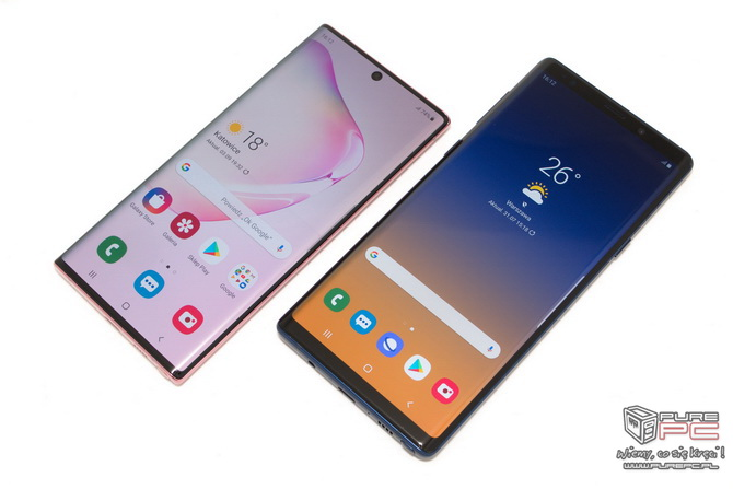 Samsung Galaxy Note 10 czy Note 9 - Który smartfon wybrać? [nc1]
