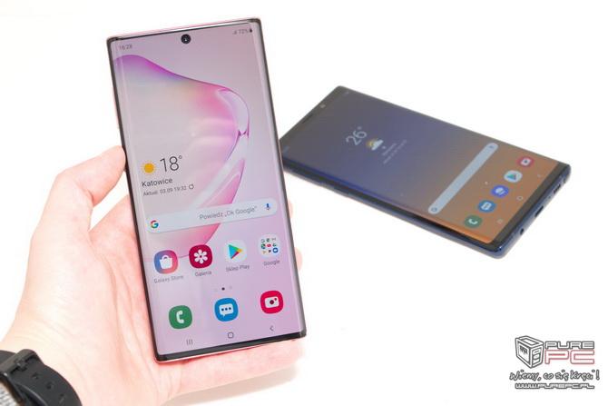 Samsung Galaxy Note 10 czy Note 9 - Który smartfon wybrać? [nc7]