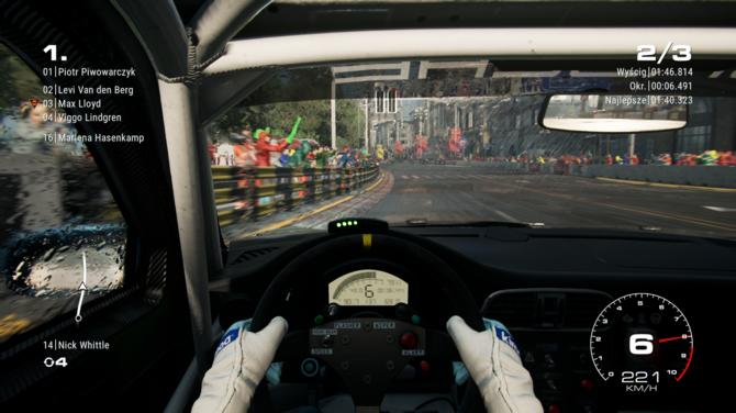 Recenzja GRID (2019) PC - kultowa gra wyścigowa powraca [2]