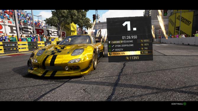 Recenzja GRID (2019) PC - kultowa gra wyścigowa powraca [11]
