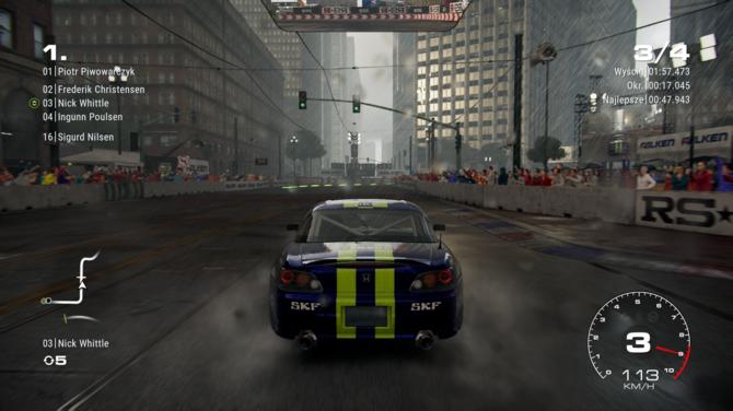 Recenzja GRID (2019) PC - kultowa gra wyścigowa powraca [8]