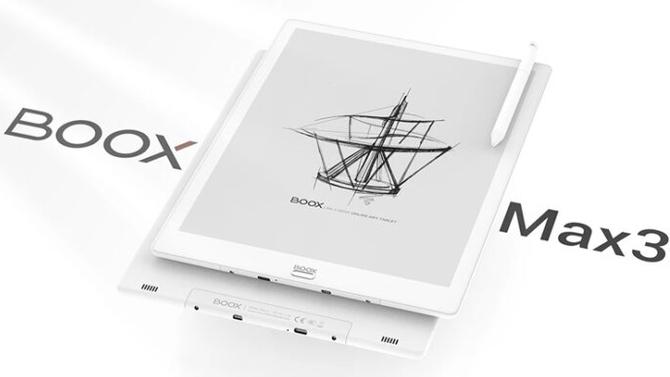 Test e-czytnika Onyx Boox Max 3 - na Androidzie i bez zahamowań [12]