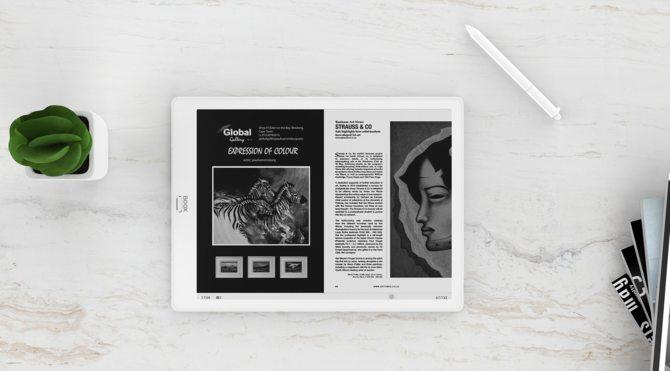 Test e-czytnika Onyx Boox Max 3 - na Androidzie i bez zahamowań [9]
