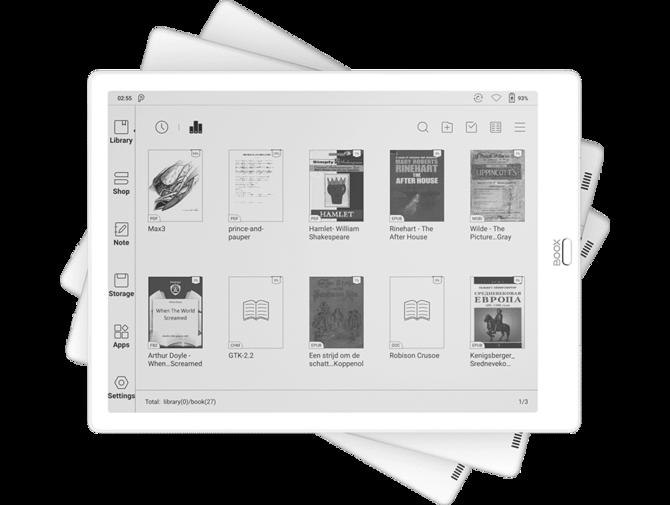 Test e-czytnika Onyx Boox Max 3 - na Androidzie i bez zahamowań [10]