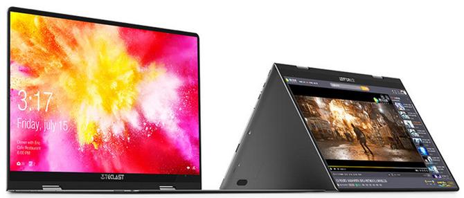 Recenzja Teclast F5R TBook - sprawdzamy taniego laptopa z Chin [2]