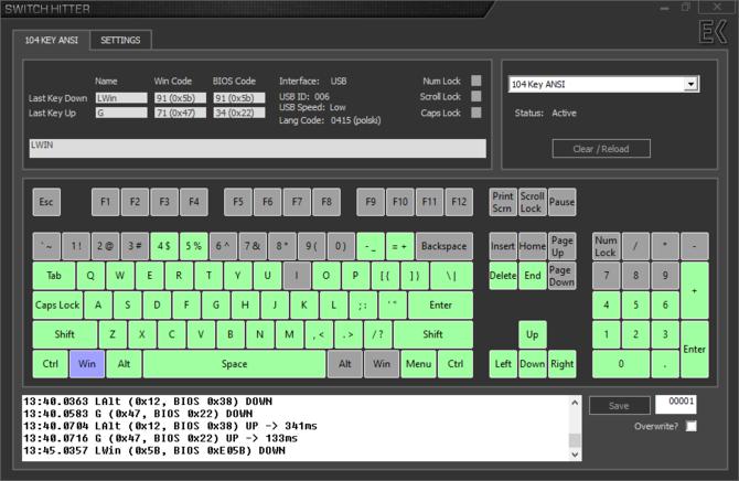 Test klawiatury XPG Summoner: wygodny mechanik dla graczy  [14]