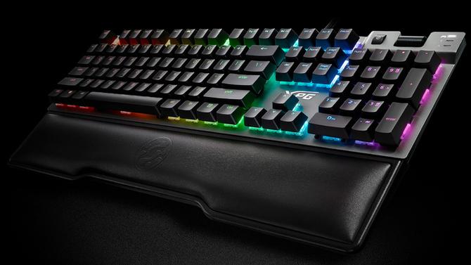 Test klawiatury XPG Summoner: wygodny mechanik dla graczy  [7]