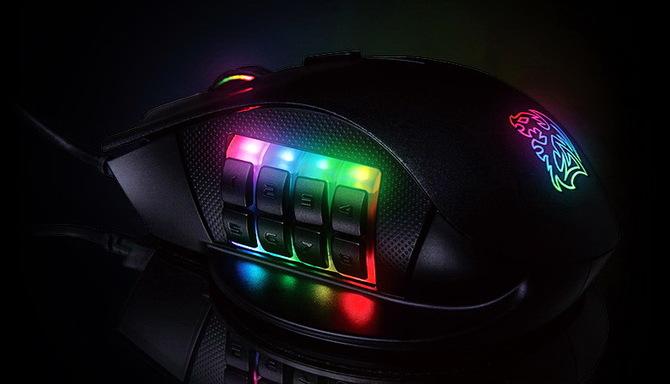 Test myszy Thermaltake Nemesis Switch Optical RGB - szał konfiguracji [2]