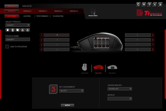 Test myszy Thermaltake Nemesis Switch Optical RGB - szał konfiguracji [11]
