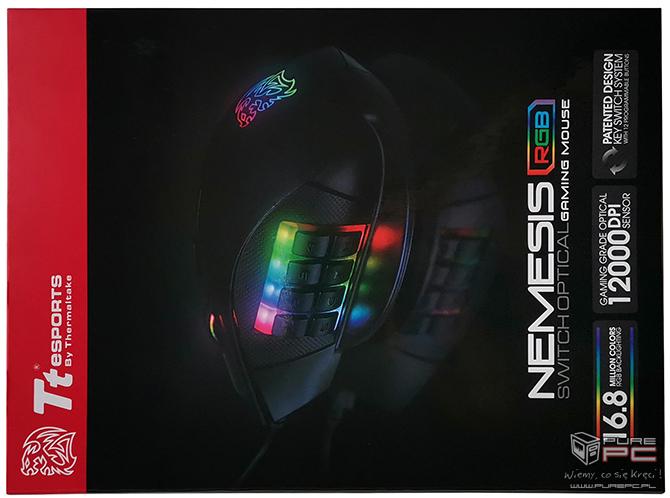 Test myszy Thermaltake Nemesis Switch Optical RGB - szał konfiguracji [4]