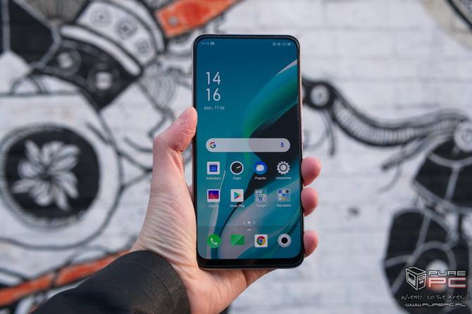 Test smartfona OPPO Reno2 Z - Styl przede wszystkim [nc11]