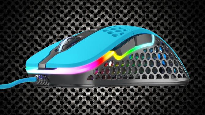 Test myszy Xtrfy M4 RGB - lepsza alternatywa dla Model O? [1]