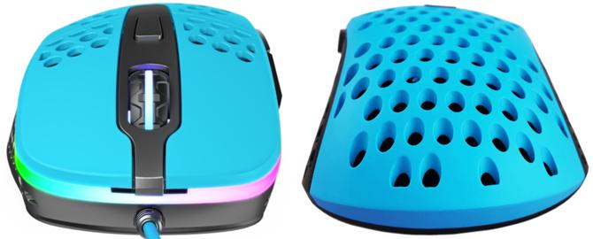 Test myszy Xtrfy M4 RGB - lepsza alternatywa dla Model O? [2]