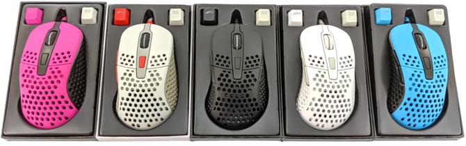 Test myszy Xtrfy M4 RGB - lepsza alternatywa dla Model O? [9]