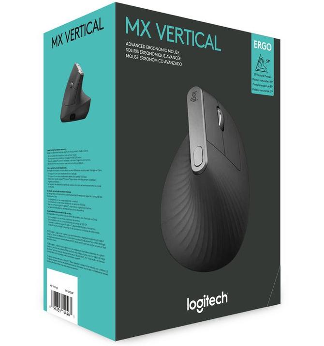 Test ergonomicznej myszy Logitech MX Vertical: żałuję, że cię znałam [2]