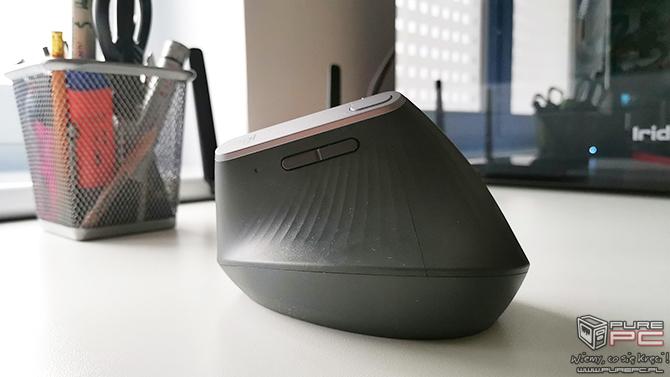 Test ergonomicznej myszy Logitech MX Vertical: żałuję, że cię znałam [11]