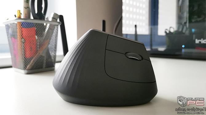 Test ergonomicznej myszy Logitech MX Vertical: żałuję, że cię znałam [13]