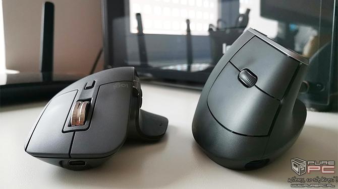 Test ergonomicznej myszy Logitech MX Vertical: żałuję, że cię znałam [15]