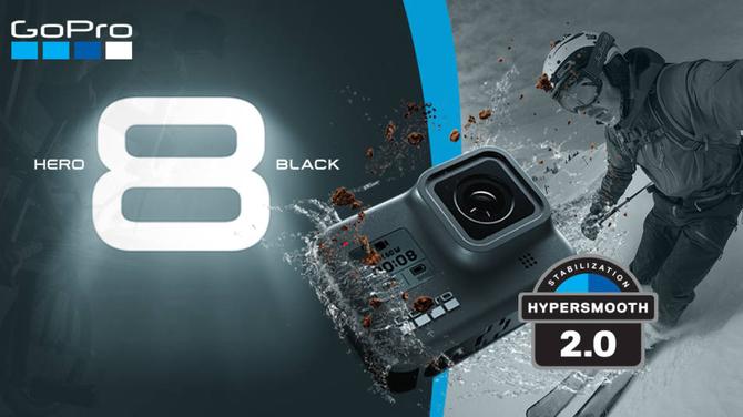 Test kamery GoPro Hero8 Black: światło, kamera, stabilizacja! [1]