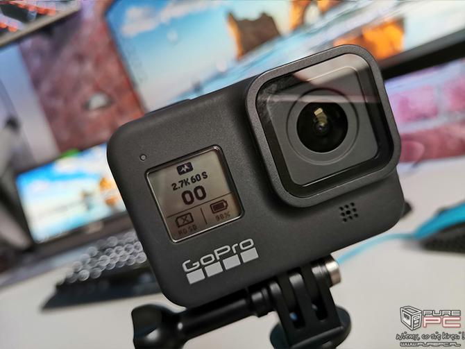 Test kamery GoPro Hero8 Black: światło, kamera, stabilizacja! [5]