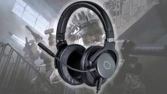Test słuchawek do gier Cooler Master MH751: wygrywaj wygodnie [4]