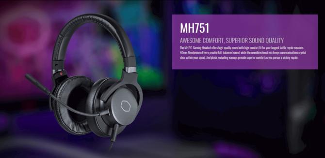 Test słuchawek do gier Cooler Master MH751: wygrywaj wygodnie [6]