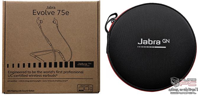 Test słuchawek Jabra Evolve 75e - Biurowe Jabra Kadabra [1]