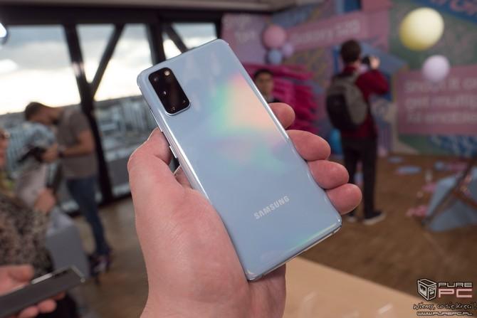 Premiera smartfonów Samsung Galaxy S20, S20+ oraz S20 Ultra [nc11]