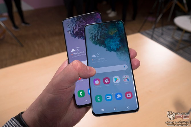 Premiera smartfonów Samsung Galaxy S20, S20+ oraz S20 Ultra [nc12]