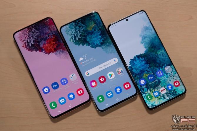 Premiera smartfonów Samsung Galaxy S20, S20+ oraz S20 Ultra [nc14]