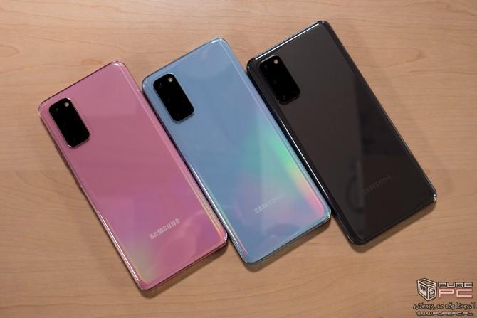 Premiera smartfonów Samsung Galaxy S20, S20+ oraz S20 Ultra [nc15]