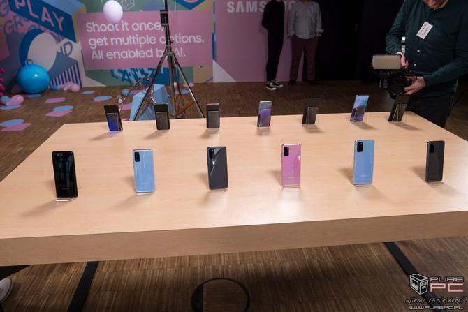 Premiera smartfonów Samsung Galaxy S20, S20+ oraz S20 Ultra [nc3]