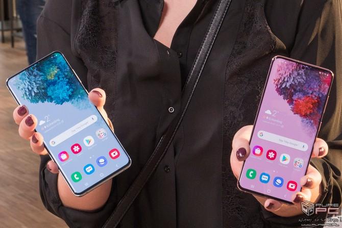 Premiera smartfonów Samsung Galaxy S20, S20+ oraz S20 Ultra [nc23]