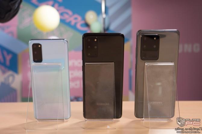 Premiera smartfonów Samsung Galaxy S20, S20+ oraz S20 Ultra [nc8]