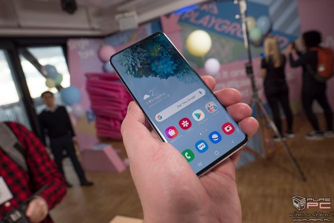 Premiera smartfonów Samsung Galaxy S20, S20+ oraz S20 Ultra [nc10]