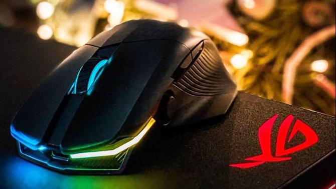 Test ASUS ROG Chakram: mysz z joystickiem w cenie mechanika [2]