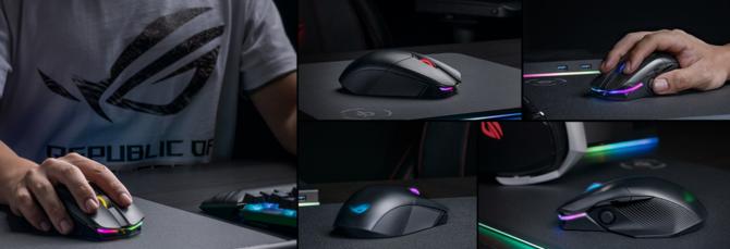 Test ASUS ROG Chakram: mysz z joystickiem w cenie mechanika [14]