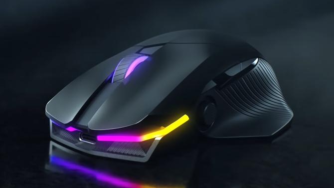 Test ASUS ROG Chakram: mysz z joystickiem w cenie mechanika [10]