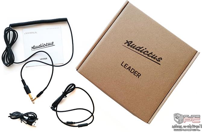 Test słuchawek Audictus Leader: niedrogo, bezprzewodowo, z klasą [9]