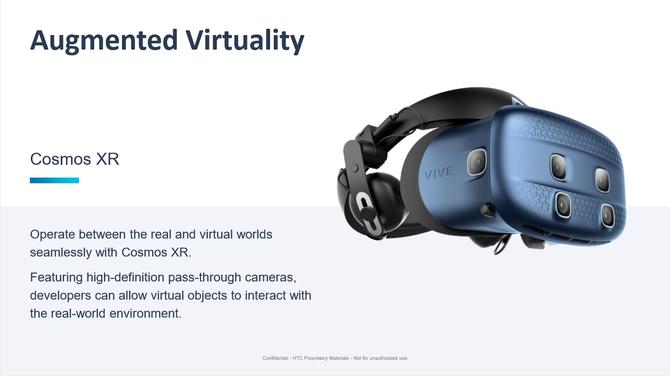 HTC Vive Cosmos – Modułowe gogle VR w wersji do pracy i zabawy [2]