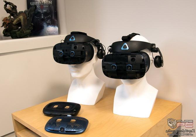 HTC Vive Cosmos – Modułowe gogle VR w wersji do pracy i zabawy [nc3]