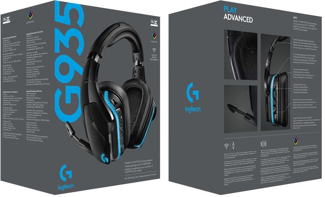 Test słuchawek Logitech G935 Wireless 7.1: coś z pięknej i coś z bestii [4]