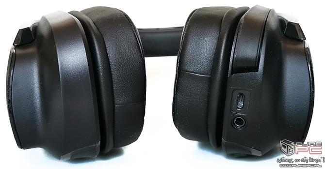 Test słuchawek Logitech G935 Wireless 7.1: coś z pięknej i coś z bestii [6]