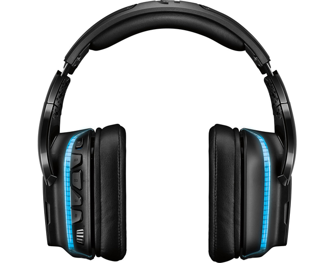 Test słuchawek Logitech G935 Wireless 7.1: coś z pięknej i coś z bestii [7]