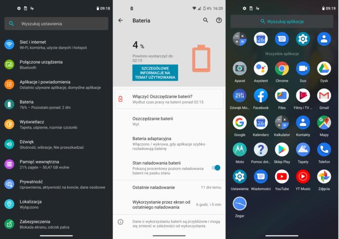Test smartfona Motorola Moto G8 Power - 11 dni bez ładowania [6]