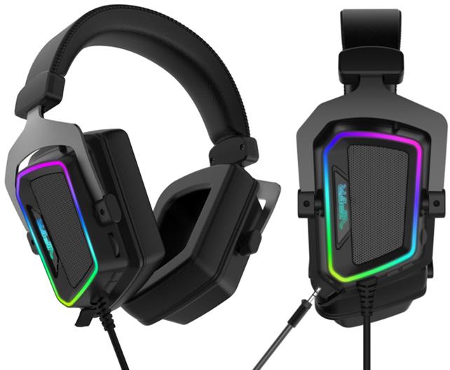 Test Patriot Viper V380 - headset 7.1 preferujący ostre brzmienie [6]