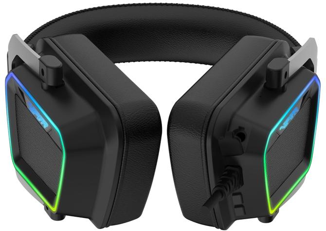 Test Patriot Viper V380 - headset 7.1 preferujący ostre brzmienie [7]