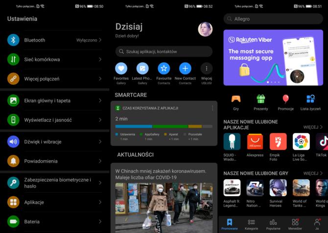 Test smartfona Huawei P40 Lite: bo nie można mieć wszystkiego [10]