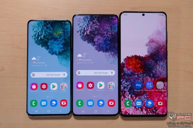 Test Samsung Galaxy S20+: smartfon wzorowy. Czy to wystarczy? [2]