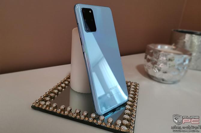 Test Samsung Galaxy S20+: smartfon wzorowy. Czy to wystarczy? [12]